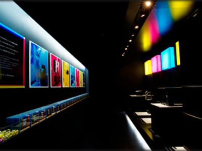 TOKYO DESINERS WEEK 2009 Panasonic Booth